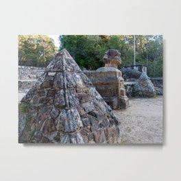 Sphinx Memorial Metal Print