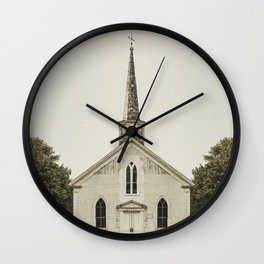 Church of Symmetry Wall Clock