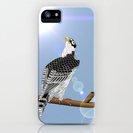 Keep your chin up! iPhone Case