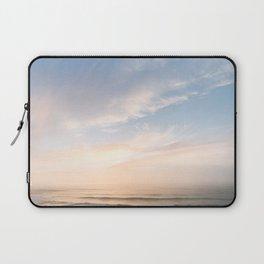 Waves at Sunset off the Oregon Coast Laptop Sleeve