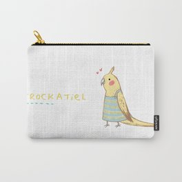 Frockatiel Carry-All Pouch