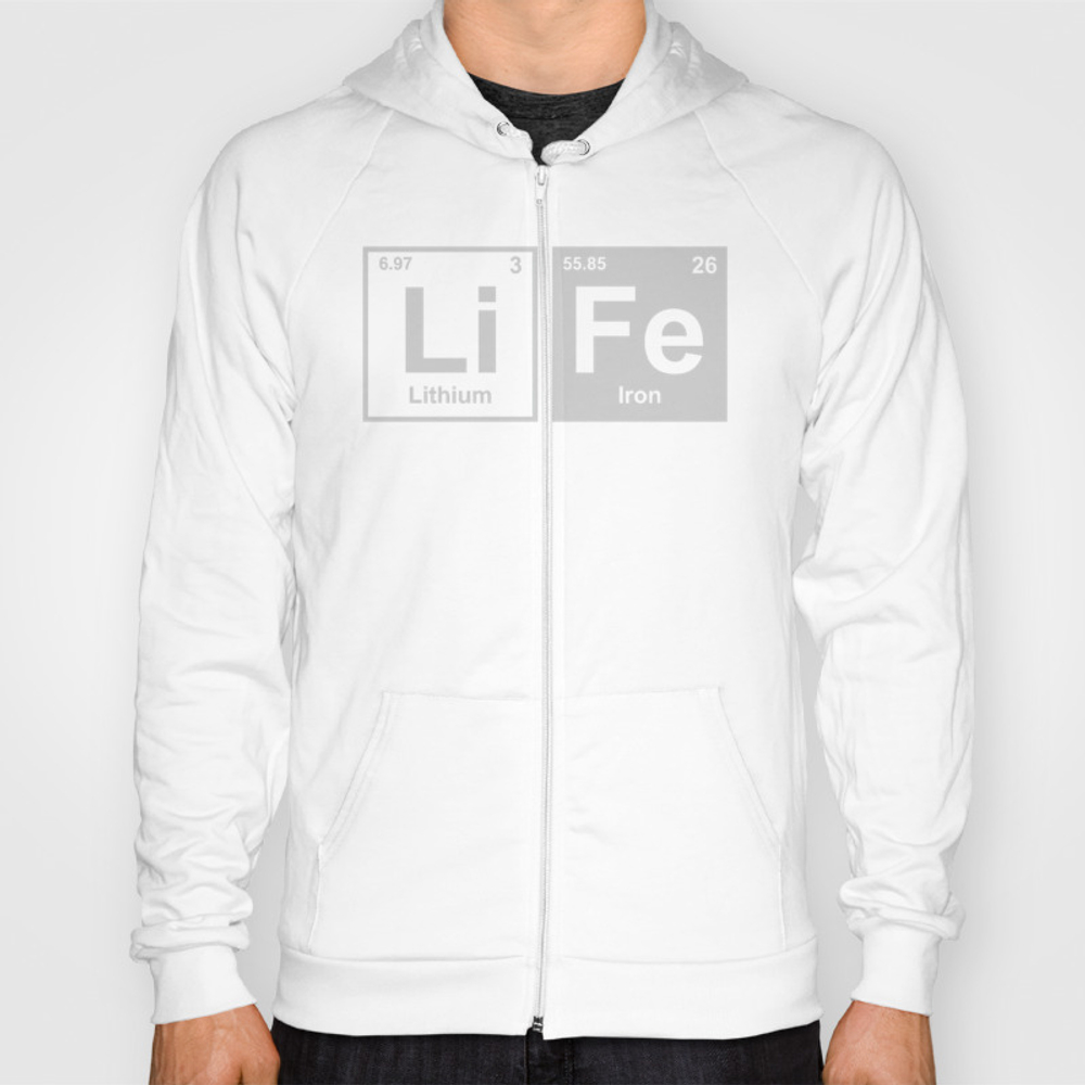Life Elements Spelling T-shirt - Periodic Chemistr… Sweatshirt by Merchtrending SSR8774669