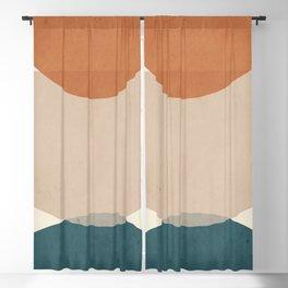 Minimalist Abstract 30 Blackout Curtain