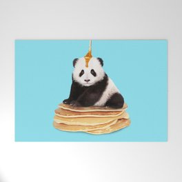 PANCAKE PANDA Welcome Mat