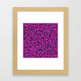 Shock Animal Framed Art Print