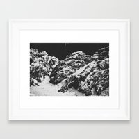 rocky Framed Art Prints featuring Rocky by Deep | Love | Photography