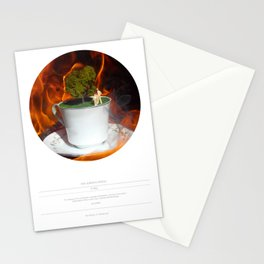 The Garden (This Burning World 3) Stationery Cards