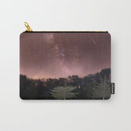 Milky Way Meteor Field Carry-All Pouch