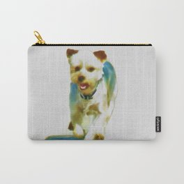Poppy (Digital Art) Carry-All Pouch