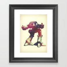 Rodot: ED-209 Framed Art Print