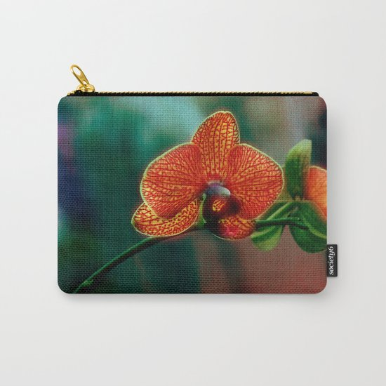 The mystery of orchid(10) Carry-All Pouch