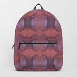 Lacy pattern weaving Backpack