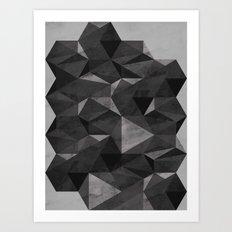 Geo M15 Art Print