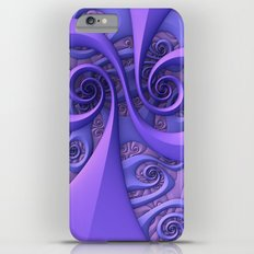 I Saw the Wind Today iPhone 6 Plus Slim Case