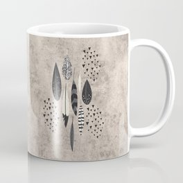 Feathered Coffee Mug