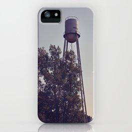 Gideon Water Tower iPhone Case