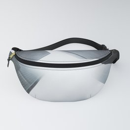 Hyper Fog - New York City Fanny Pack