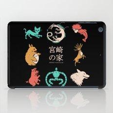 House of Miyazaki iPad Case