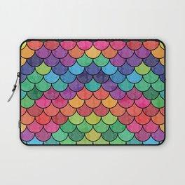 Watercolor Lovely Pattern VVXVII Laptop Sleeve