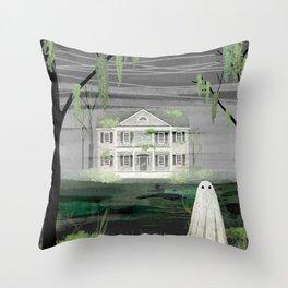 Walter's House Throw Pillow