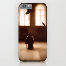 raven girl iPhone 6s Slim Case