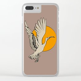 Ibis Clear iPhone Case