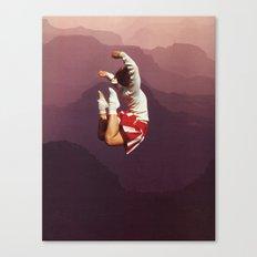 CHEERFUL Canvas Print