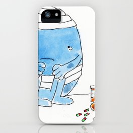 The Unbearableness of Bump iPhone Case