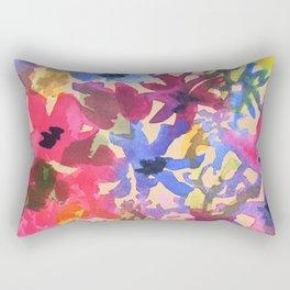 Wildflower Bunches Rectangular Pillow
