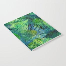 Forest Flora 8 Notebook