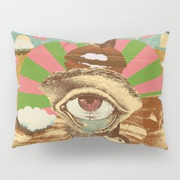 AFTERNOON PSYCHEDELIA Pillow Sham