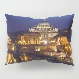 Sant Peter's Church in Rome Pillow Sham