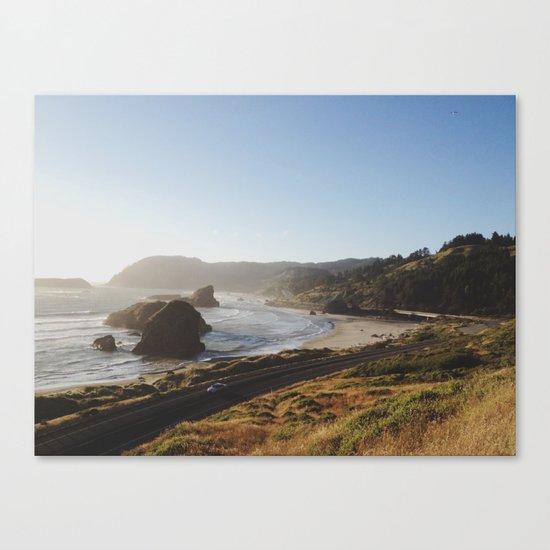 Gold Beach, Oregon Canvas Print