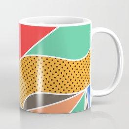 color segments 003 Coffee Mug