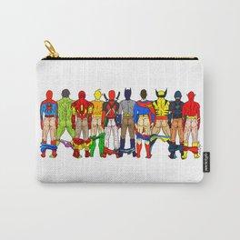 Superhero Butts Tasche