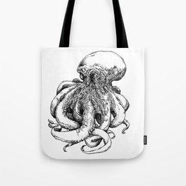 Octopus III Tote Bag
