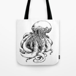 Octopus III Tote Bag