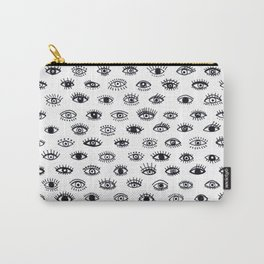 Lucky Eyes Carry-All Pouch