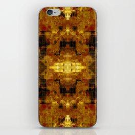 d-0003-fs-geometric iPhone Skin