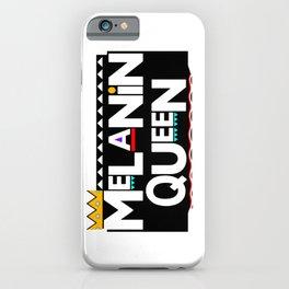 Melanin Queen iPhone Case