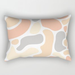 Couleurs fluides I Rectangular Pillow
