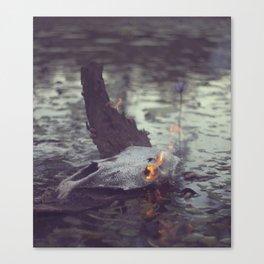 This Pond Canvas Print