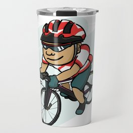 Cycling Fanatics Travel Mug
