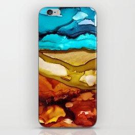 Painted Desert iPhone Skin
