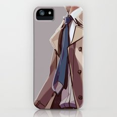 In Plumed Procession iPhone (5, 5s) Slim Case