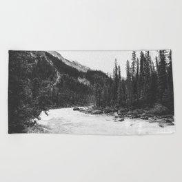 YOHO NATIONAL PARK / Canada Beach Towel
