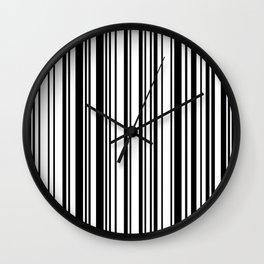Code 1 Wall Clock