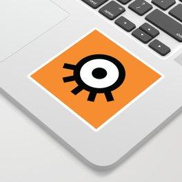 A Clockwork Sticker