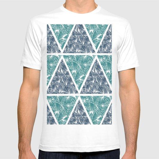 Geometric Paradise T-shirt