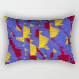 pattern funk colortheme 1 Rectangular Pillow